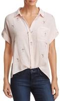 Rails Whitney Hula Print Shirt