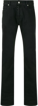 Maison Margiela signature stitch detail jeans