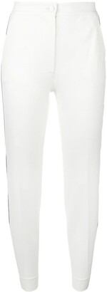 Dolce & Gabbana Piped Cropped Trousers