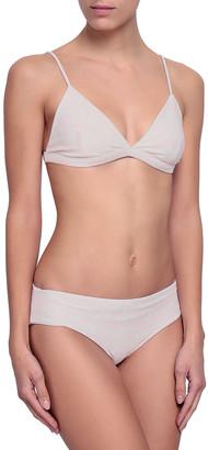 Mikoh Waterfall Triangle Bikini Top