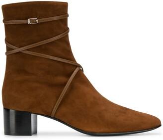 Giuseppe Zanotti strappy ankle boots
