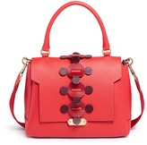 Anya Hindmarch 'Bathurst Apex' small leather satchel bag