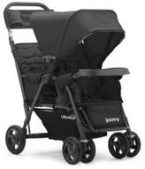 Joovy Caboose Too Ultralight Graphite Stand-On Tandem Stroller in Black