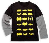 Batman Little Boy's Cotton Top