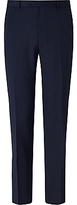 Daniel Hechter Textured Tailored Fit Suit Trousers, Navy