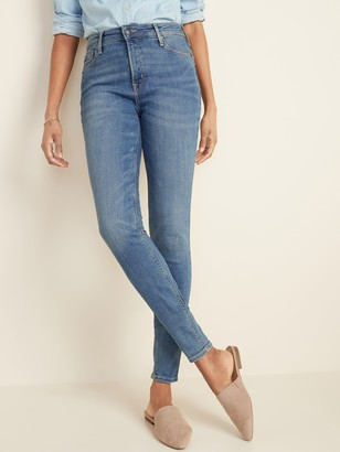 Old Navy High-Waisted Rockstar Super Skinny Ankle Jeans For Women