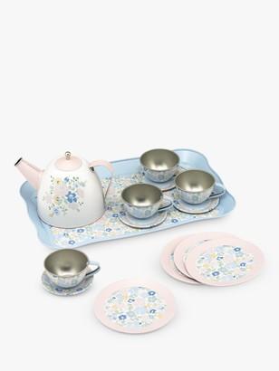 Cath Kidston Mews Ditsy Kids Tin Tea Set