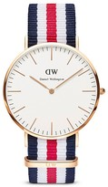 Daniel Wellington Classic Canterbury Watch, 40mm