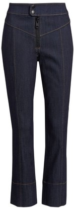 Cinq à Sept Tous Les Jours Kirim Skinny Crop Jeans