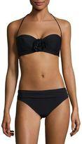 Kate Spade 3D Rose Underwired Bikini Top