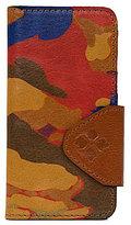 Patricia Nash Parisian Camo Collection Fiona iPhone 6 Wallet Case
