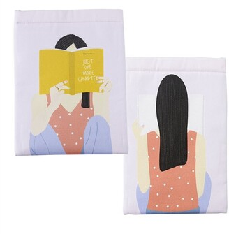 Indigo Paper The Book Bestie Lucy Book Sleeve