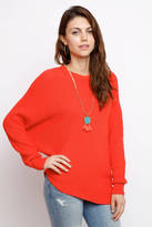 Free People Downtown Crew Neck Pullover Sweater