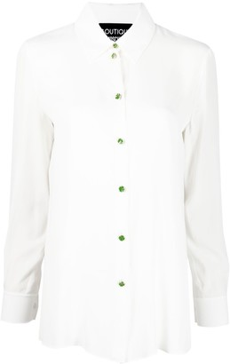 Boutique Moschino Buttoned-Up Long-Sleeved Shirt