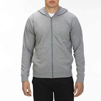 Hurley Men's Nike Dri-Fit Disperse Zip Fleece Hoodie