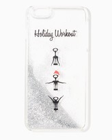 Charming charlie Holiday Workout iPhone 6/6+ Case
