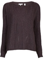 Inhabit Cable Link Sweater