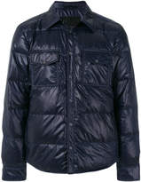 Ermanno Scervino padded snap button jacket