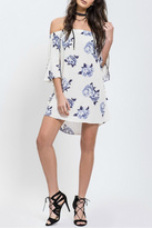 Blu Pepper Joanna Floral Dress