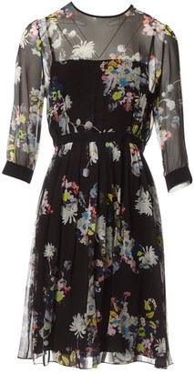 Erdem Black Silk Dresses