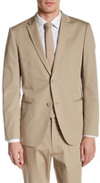 Theory Kris Notch Lapel Two Button Blazer