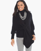 Chico's Josie Pull-Through Shrug