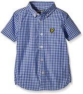 Lyle & Scott Boy's Gingham Shirt,5-6 Years