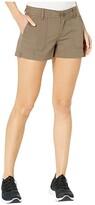 Prana 3 Elle Shorts (Champagne) Women's Shorts
