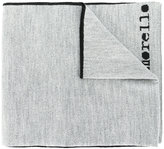 Frankie Morello logo patch scarf