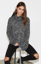 KENDALL + KYLIE Kendall & Kylie Oversized Cowl Neck Pullover Sweater