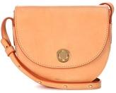 Mansur Gavriel Mini Saddle leather shoulder bag