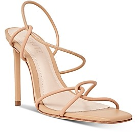 Schutz Women's Gabiele High-Heel Strappy Sandals