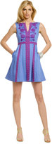 Nanette Lepore Bali Flare Dress
