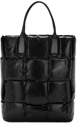Bottega Veneta Squash Leather Tote Bag