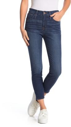 J.Crew Curvy Skinny Jeans (Petite)