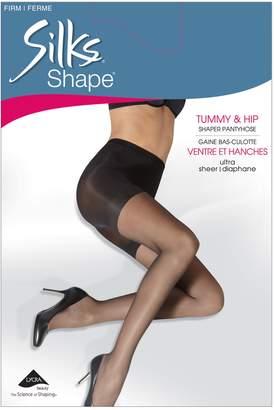 Silks Shape Firm Control Multi Shaping Pantyhose With Ultra Sheer Leg