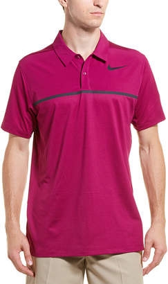 Nike Dry Standard Fit Mobility Remix Polo