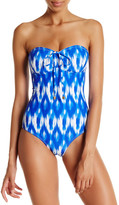 Shoshanna Cinched One-Piece Suit