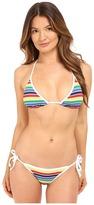 Emporio Armani Triangle String Bikini Women's Swimwear Sets