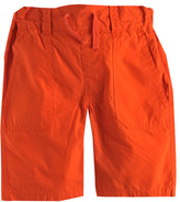 Pumpkin Patch Pull-On Shorts