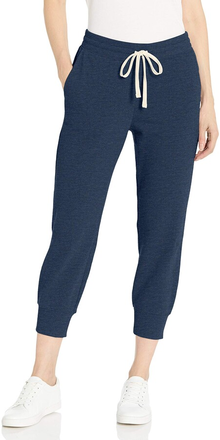 Thumbnail for your product : Amazon Essentials Women's Standard French Terry Fleece Capri Jogger Sweatpant