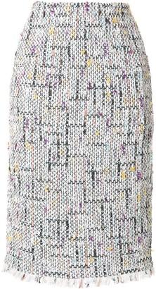 Coohem Spring Air tweed skirt