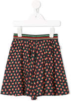 Paul Smith strawberry print skirt