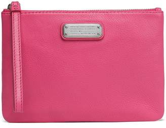 Marc by Marc Jacobs Textured-leather Pouch