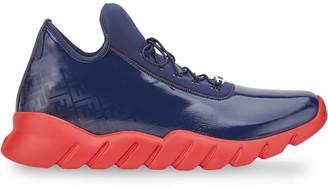 Fendi FF Pattern sneakers