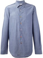 Paul Smith pointed collar shirt - men - Cotton - M