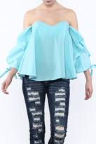 Do & Be Off Shoulder Top