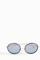 Dita Eyewear Freebird Round Sunglasses