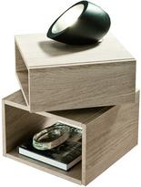 Cappellini Pacini e Twist Side Table - Elm