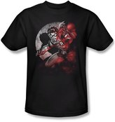 Batman Mens Robin Spotlight T-Shirt In